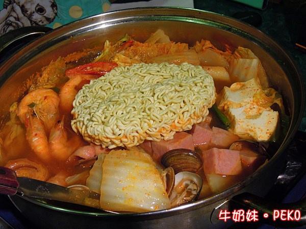 南京東路站美食 漢陽館 韓式料理 部隊鍋  少女時代09