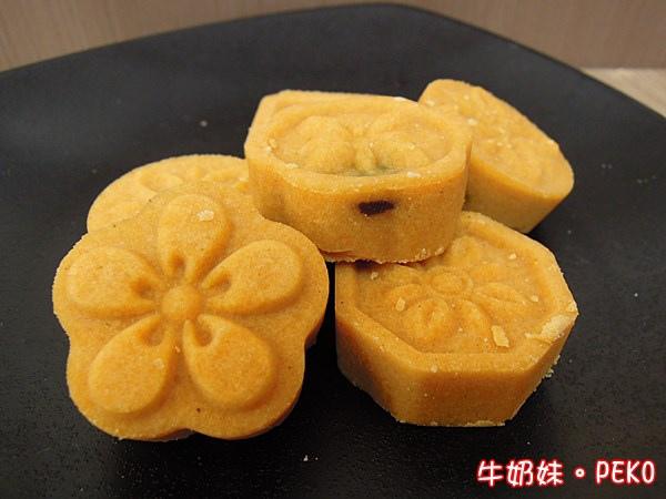 網購美食 杏仁餅 綠豆糕 名隆06