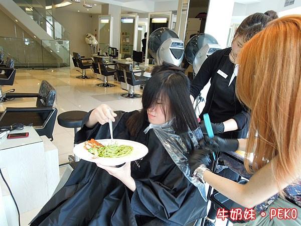 In% HAIR Salon&cafe 3D立體拉花咖啡 小煜的店10
