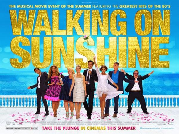 舞力假期 Walking on Sunshine 01