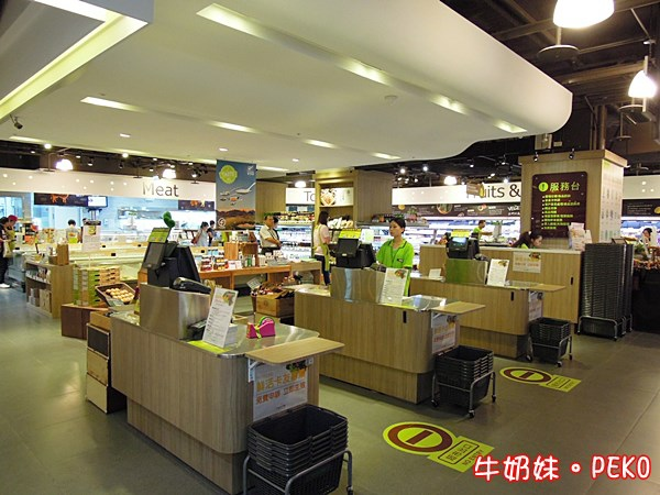 freshOLA輕食吧 有機超市 有機麵包 東區超市04
