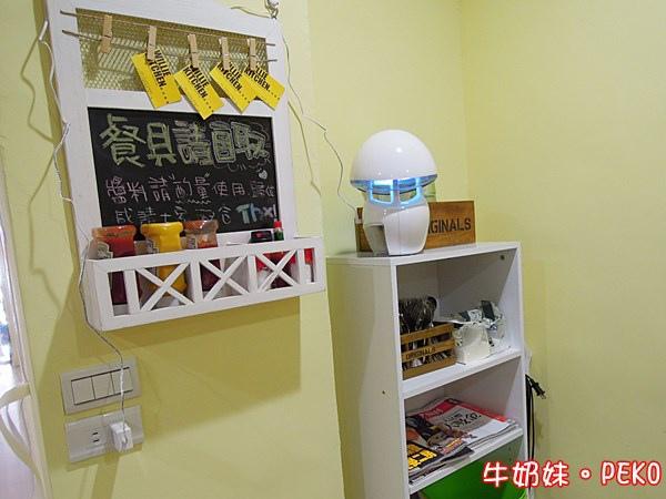 威利廚房 中正區 早午餐  早餐  鬆餅 輕食 貝果 南機場夜市03