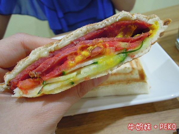 威利廚房 中正區 早午餐  早餐  鬆餅 輕食 貝果 南機場夜市08
