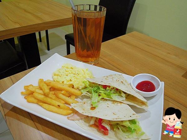 威利廚房 中正區 早午餐  早餐  鬆餅 輕食 貝果 南機場夜市09
