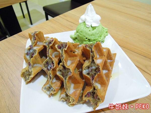 威利廚房 中正區 早午餐  早餐  鬆餅 輕食 貝果 南機場夜市14
