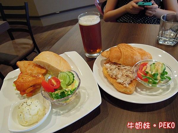 板橋 西洋風咖啡館 輕食 早午餐 寵物餐廳06