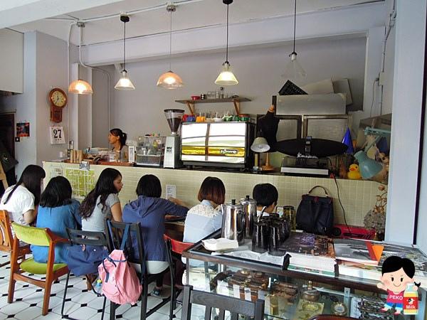 中山站美食  公雞咖啡 Rooster café & vintage 早餐 早午餐 輕食02