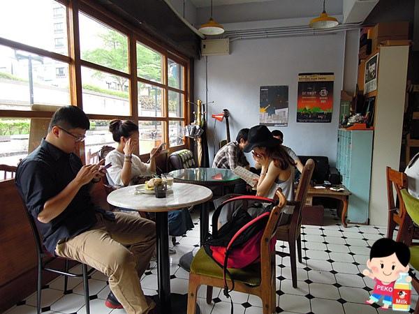 中山站美食  公雞咖啡 Rooster café & vintage 早餐 早午餐 輕食03