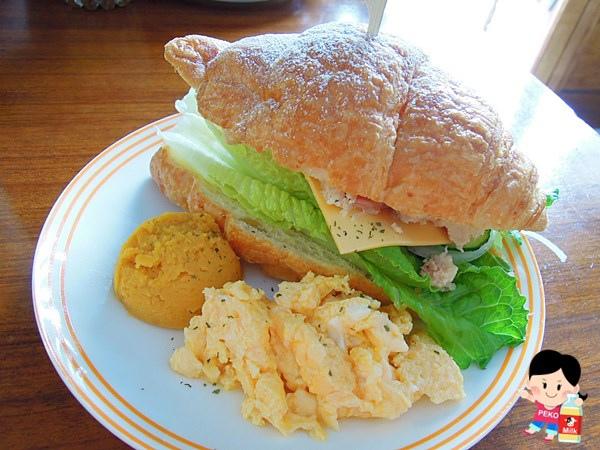 中山站美食  公雞咖啡 Rooster café & vintage 早餐 早午餐 輕食07
