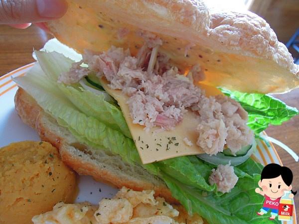 中山站美食  公雞咖啡 Rooster café & vintage 早餐 早午餐 輕食08