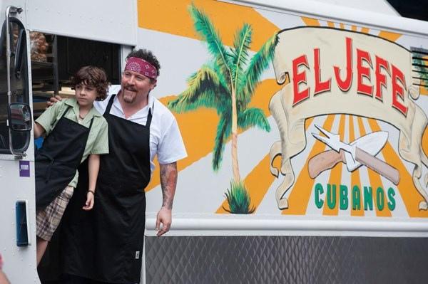 五星主廚快餐車 史嘉蕾喬韓森  鋼鐵人 小勞勃道尼 強‧費洛 Jon Favreau02