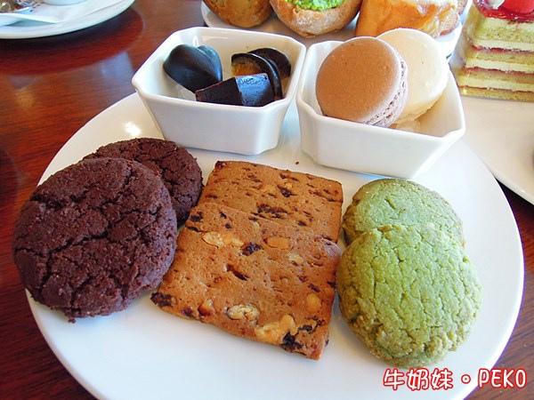 歐華歐麗Cafe 歐麗下午茶 法式下午茶 歐華下午茶07