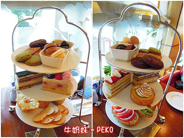 歐華歐麗Cafe 歐麗下午茶 法式下午茶 歐華下午茶05