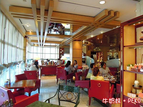 歐華歐麗Cafe 歐麗下午茶 法式下午茶 歐華下午茶03
