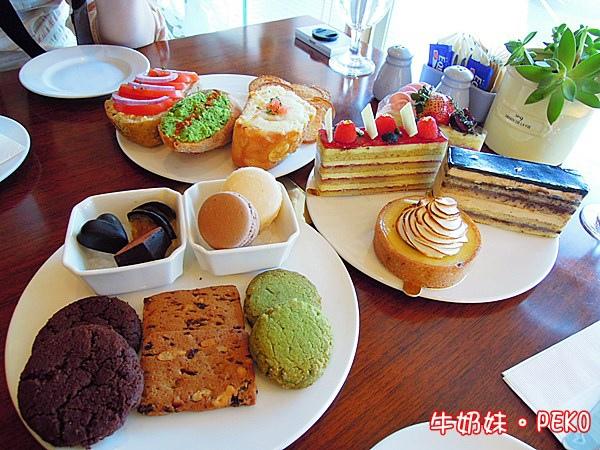歐華歐麗Cafe 歐麗下午茶 法式下午茶 歐華下午茶06