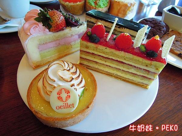 歐華歐麗Cafe 歐麗下午茶 法式下午茶 歐華下午茶09