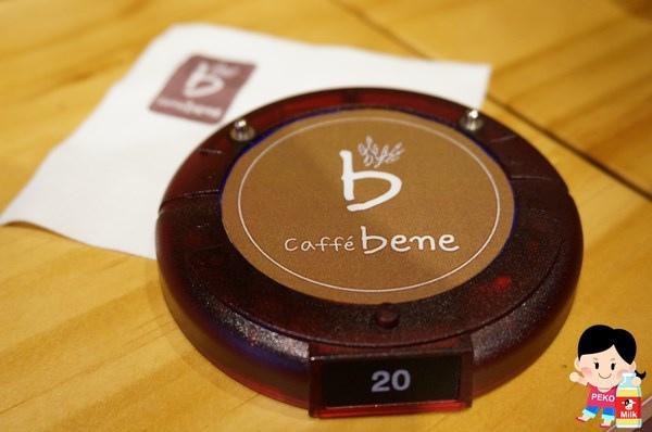 Caffe bene 韓國咖啡館 張根碩代言 東區咖啡店 不限時 Caffe bene菜單 派思脆 巧克力惡魔刨冰 蒜香起司吐司15