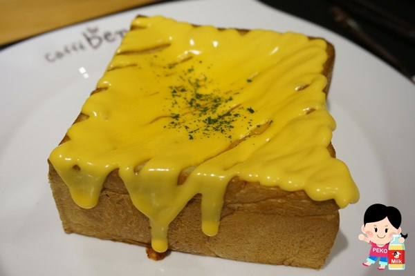 Caffe bene 韓國咖啡館 張根碩代言 東區咖啡店 不限時 Caffe bene菜單 派思脆 巧克力惡魔刨冰 蒜香起司吐司13
