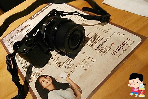 Caffe bene 韓國咖啡館 張根碩代言 東區咖啡店 不限時 Caffe bene菜單 派思脆 巧克力惡魔刨冰 蒜香起司吐司16