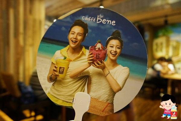 Caffe bene 韓國咖啡館 張根碩代言 東區咖啡店 不限時 Caffe bene菜單 派思脆 巧克力惡魔刨冰 蒜香起司吐司17