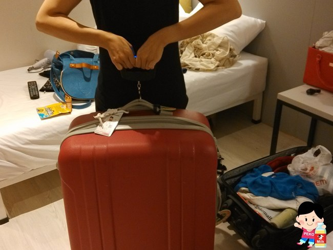 輕便電子秤 簡易行李秤