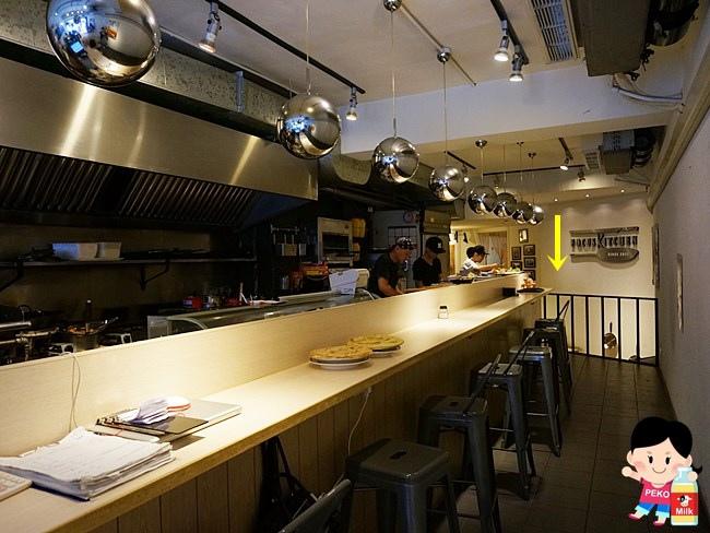 東門站美食 永康街餐廳 肯恩廚房 美式餐廳 台北早午餐 營業時間 FOUCS KITCHEN03