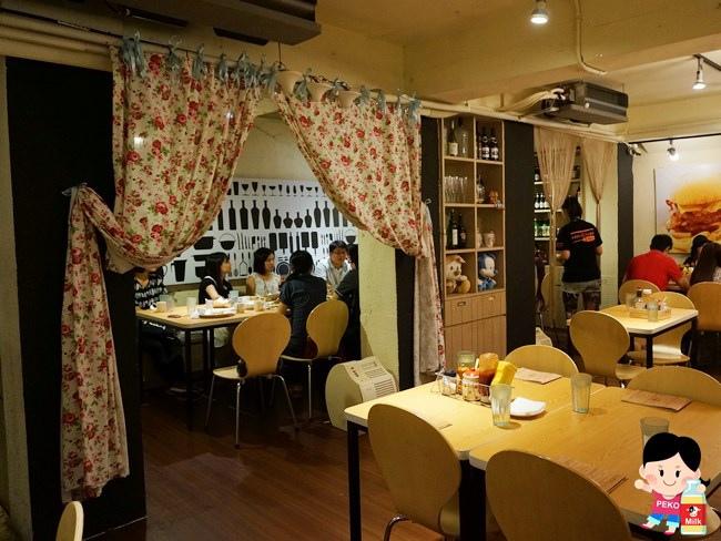 東門站美食 永康街餐廳 肯恩廚房 美式餐廳 台北早午餐 營業時間 FOUCS KITCHEN05