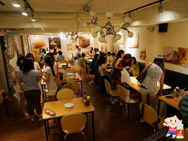 東門站美食 永康街餐廳 肯恩廚房 美式餐廳 台北早午餐 營業時間 FOUCS KITCHEN04