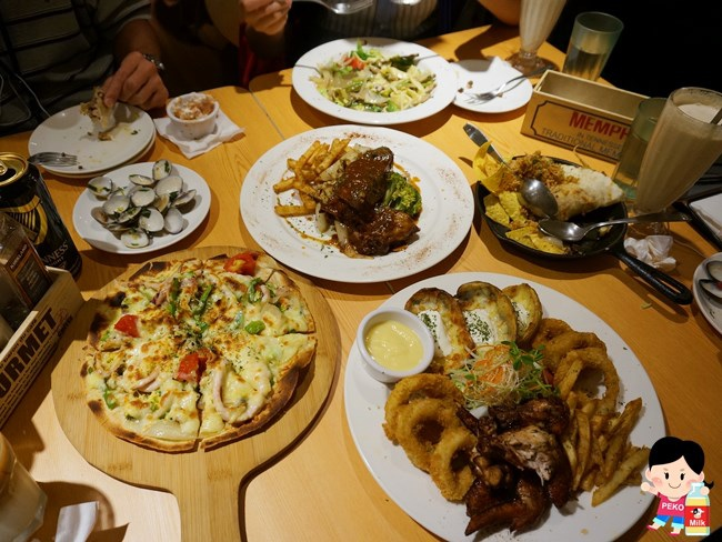 東門站美食 永康街餐廳 肯恩廚房 美式餐廳 台北早午餐 營業時間 FOUCS KITCHEN20