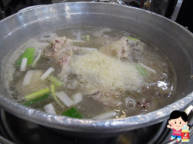 韓國 首爾 東大門 陳玉華一隻雞 營業時間  地址 中文菜單 價格07