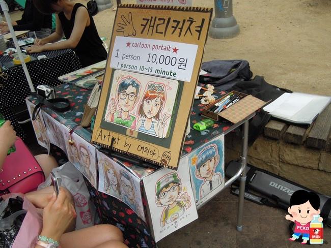韓國 首爾 弘大自由市場 創意市集 瑪麗外宿中拍攝地營業時間 交通資訊04