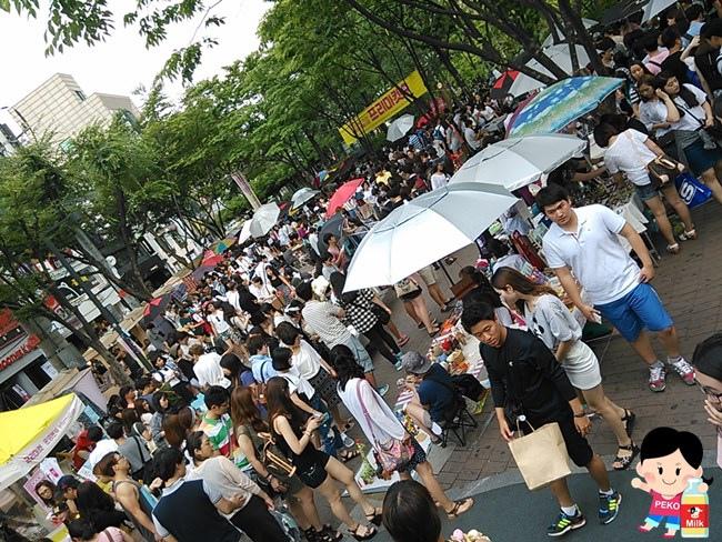 韓國 首爾 弘大自由市場 創意市集 瑪麗外宿中拍攝地營業時間 交通資訊01