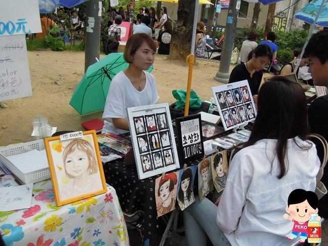 韓國 首爾 弘大自由市場 創意市集 瑪麗外宿中拍攝地營業時間 交通資訊05