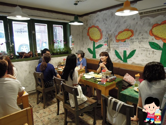 韓國首爾必吃美食 弘大美食 惠化石頭大叔PIZZA 石頭大叔披薩 石頭大叔中文菜單13
