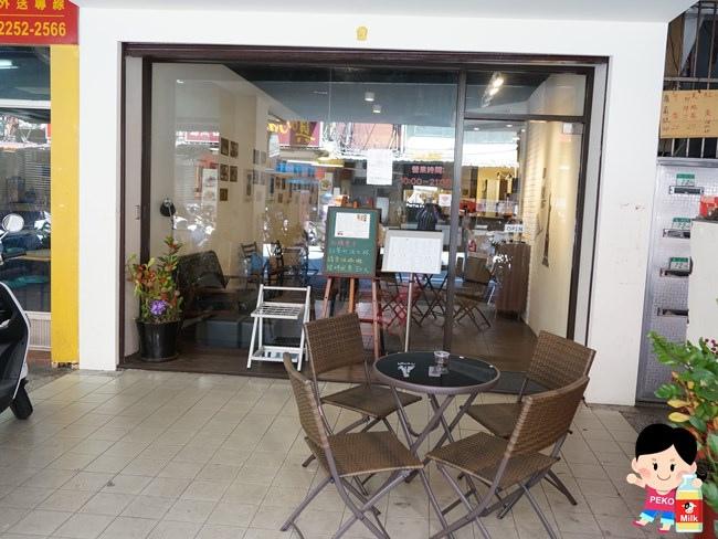 板橋 西洋風咖啡館 輕食 早午餐 寵物友善餐廳 厚鬆餅01