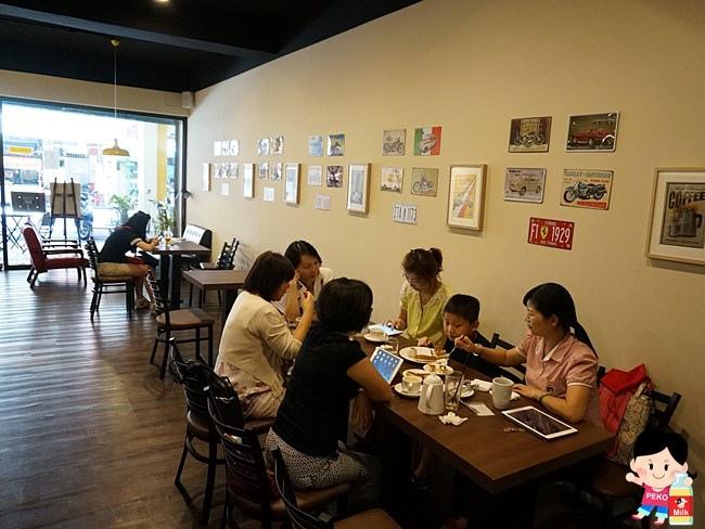 板橋 西洋風咖啡館 輕食 早午餐 寵物友善餐廳 厚鬆餅04