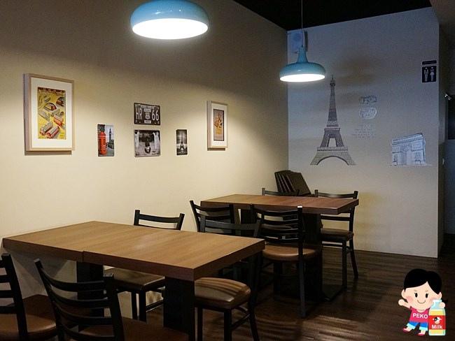 板橋 西洋風咖啡館 輕食 早午餐 寵物友善餐廳 厚鬆餅03