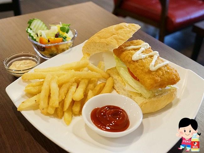 板橋 西洋風咖啡館 輕食 早午餐 寵物友善餐廳 厚鬆餅11