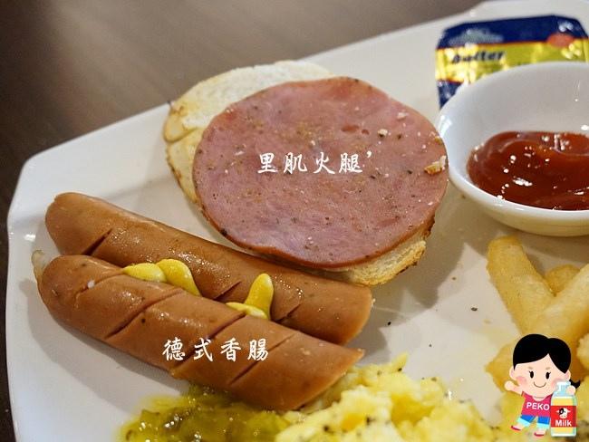 板橋 西洋風咖啡館 輕食 早午餐 寵物友善餐廳 厚鬆餅18