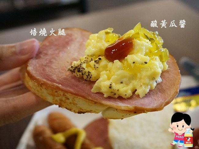 板橋 西洋風咖啡館 輕食 早午餐 寵物友善餐廳 厚鬆餅17