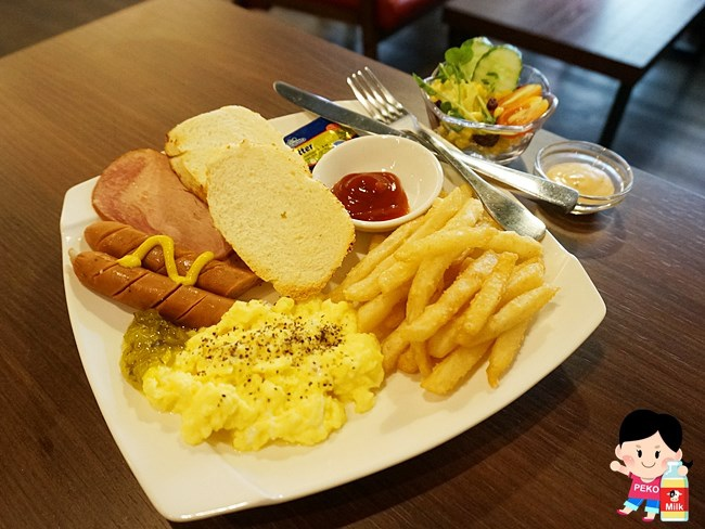 板橋 西洋風咖啡館 輕食 早午餐 寵物友善餐廳 厚鬆餅15