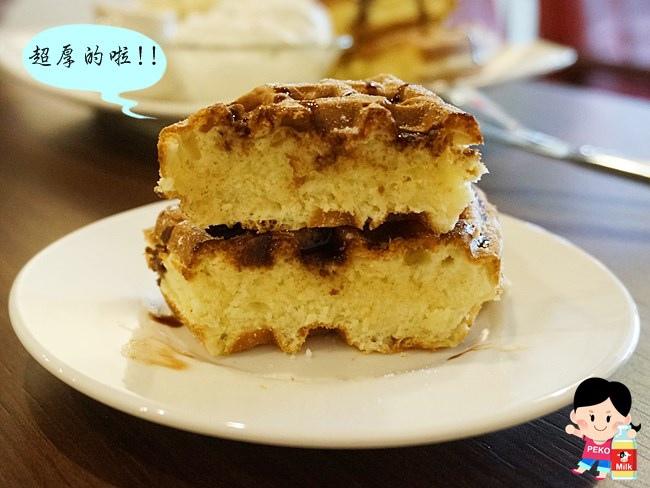 板橋 西洋風咖啡館 輕食 早午餐 寵物友善餐廳 厚鬆餅21