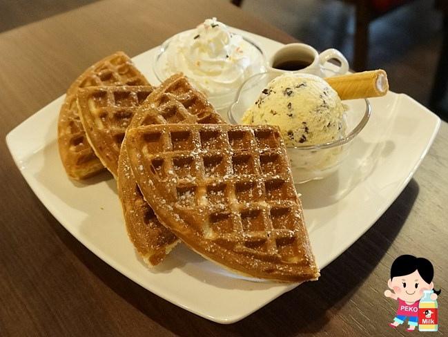 板橋 西洋風咖啡館 輕食 早午餐 寵物友善餐廳 厚鬆餅19