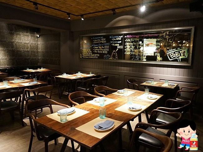 EiEIO 東區酒吧 東區餐廳 東區聚餐推薦 戰斧豬排 04