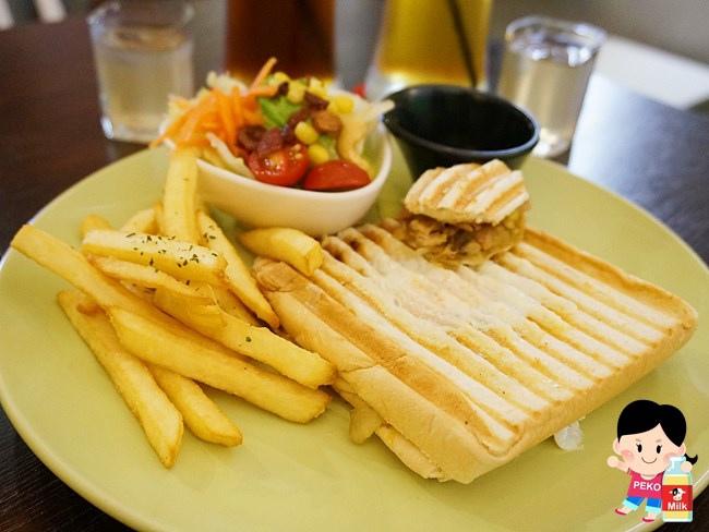 野豬核桃 板橋早午餐 全天候早午餐 板橋餐廳 野豬霸王餐12