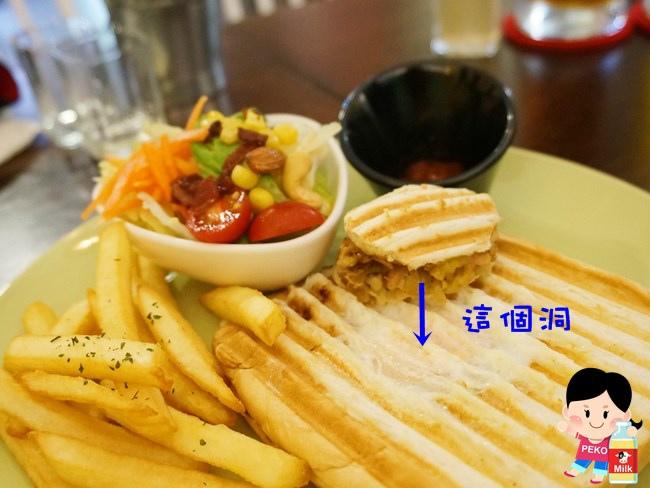 野豬核桃 板橋早午餐 全天候早午餐 板橋餐廳 野豬霸王餐13