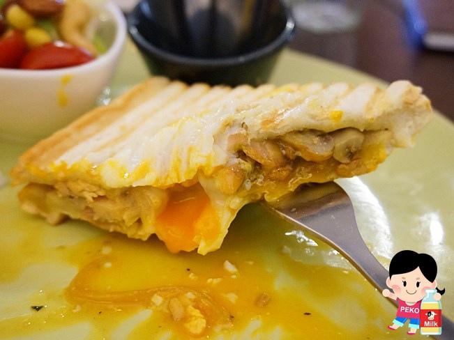 野豬核桃 板橋早午餐 全天候早午餐 板橋餐廳 野豬霸王餐14