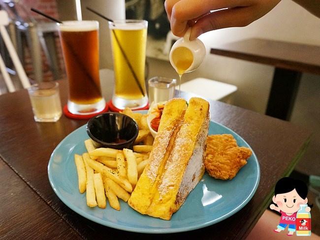 野豬核桃 板橋早午餐 全天候早午餐 板橋餐廳 野豬霸王餐17