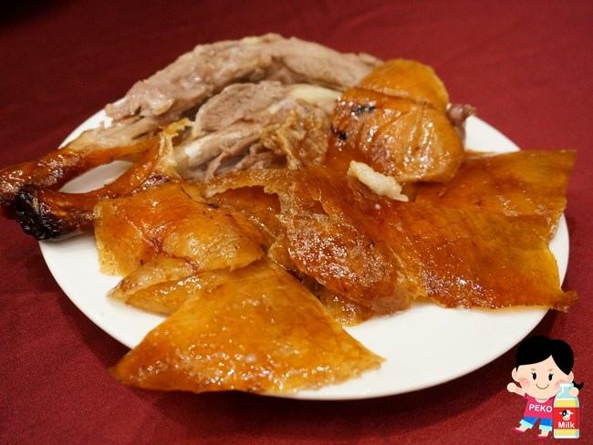 宜蘭 蘭城晶英 櫻桃鴨 烤鴨四吃12