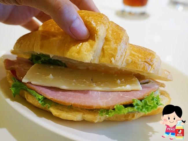 晨光美食 中法創意 板橋早午餐 晨光早午餐菜單 晨光早午地址09